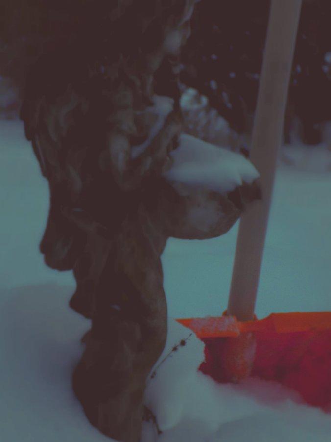 inconvience of snow
