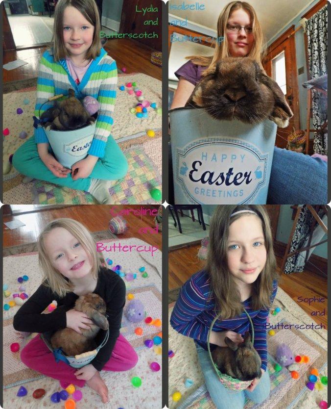 collage Easter sponsor