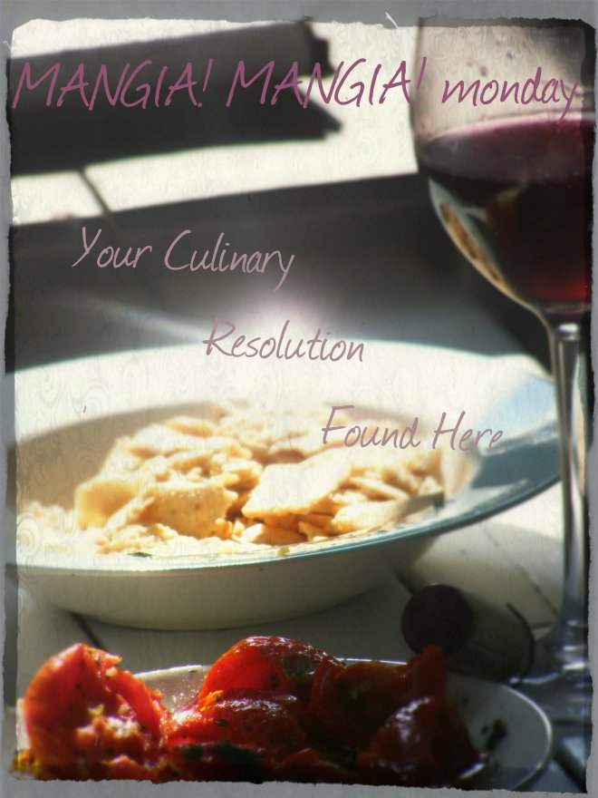 culinary resolution #2