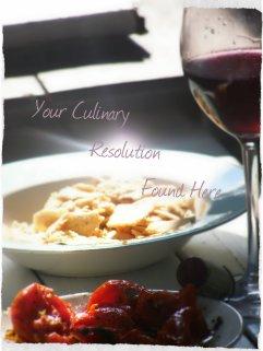 culinary resolution